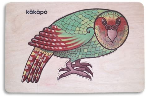 Kiwi Made Toys - Handcrafted Wooden Puzzles