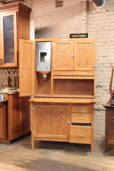50+ Best Hoosier Cabinets Collection For New Kitchen