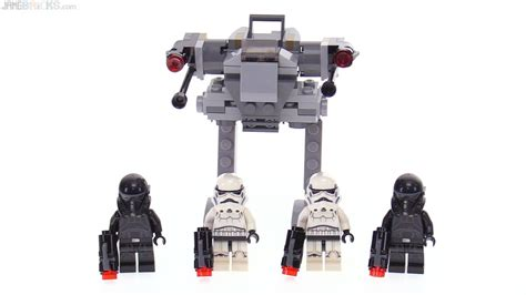 LEGO Star Wars Imperial Trooper Battle Pack review! 75165
