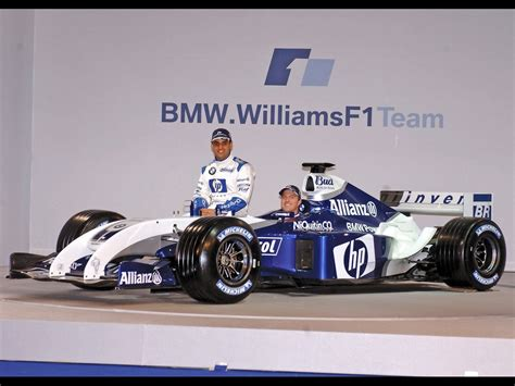 The BMW-Williams story (r/F1 history project) : formula1