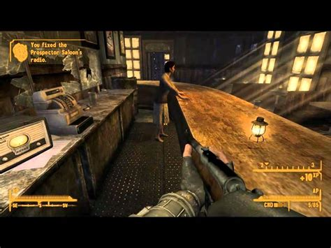 Lets Play Fallout New Vegas (with console commands) Part 6